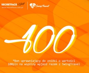 VOUCHER SF - Swing Travel 100 PLN